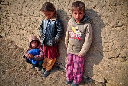Kinderhandel – Das Kind als Ware