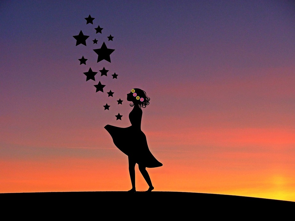 Das Märchen von der Sterntalerin (Revisited)