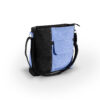 hellblau schwarz