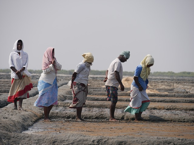 Women and children – Victims of climate change